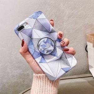 NEW iPhone Max/XR/X/XS/7/8/Plus  W/ Holder